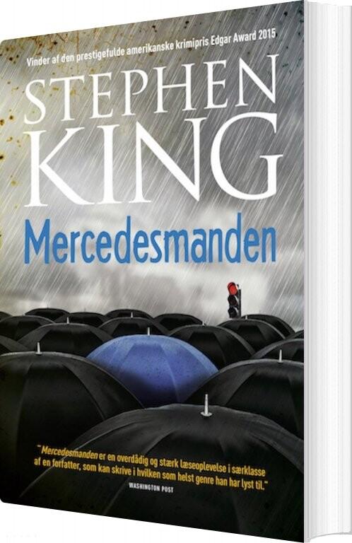 Image of   Mercedesmanden - Stephen King - Bog