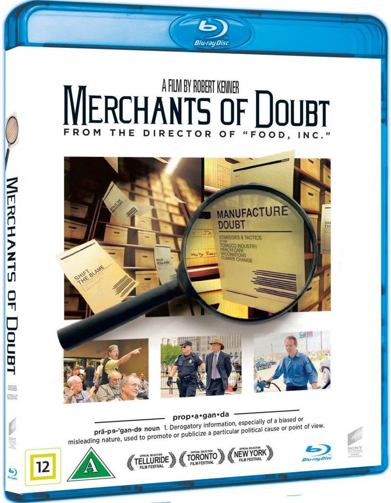 Image of   Merchants Of Doubt - Blu-Ray