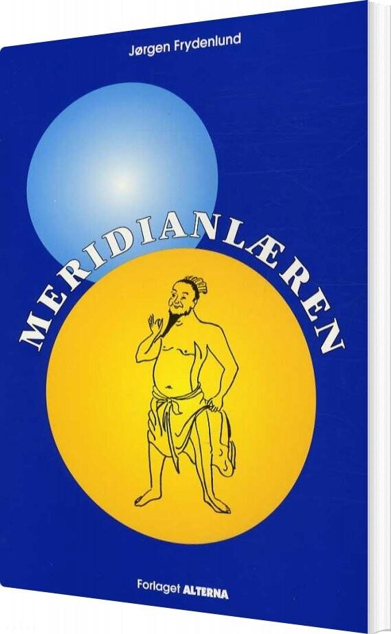 Image of   Meridianlæren - Jørgen Frydenlund - Bog