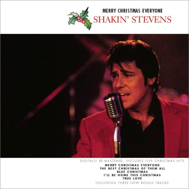 Image of   Shakin Stevens - Merry Christmas Everyone - CD