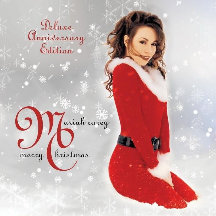 Image of   Mariah Carey - Merry Christmas - Jubilæumsudgave - CD