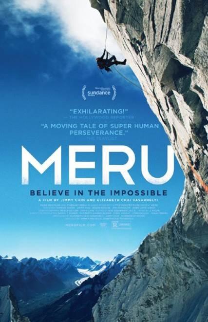 Image of   Meru - Blu-Ray