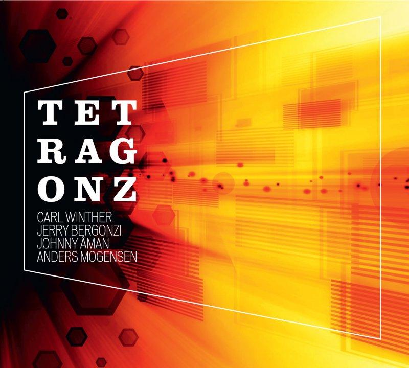 Image of   Carl Winther - Tetragonz - CD