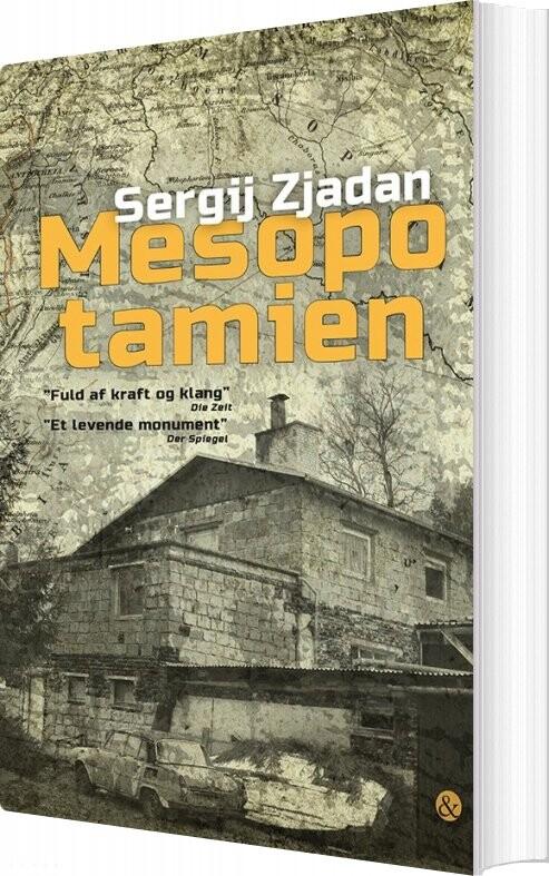 Image of   Mesopotamien - Sergij Zjadan - Bog