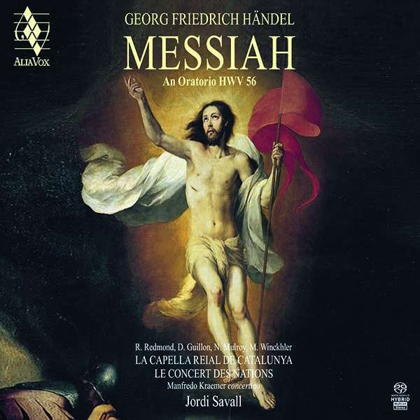 Image of   Georg Friedrich Händel - Messiah Hwv56 - CD