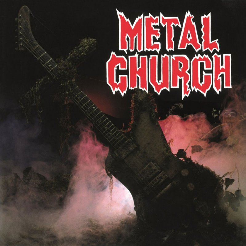 Metal Church - Metal Church - Vinyl / LP