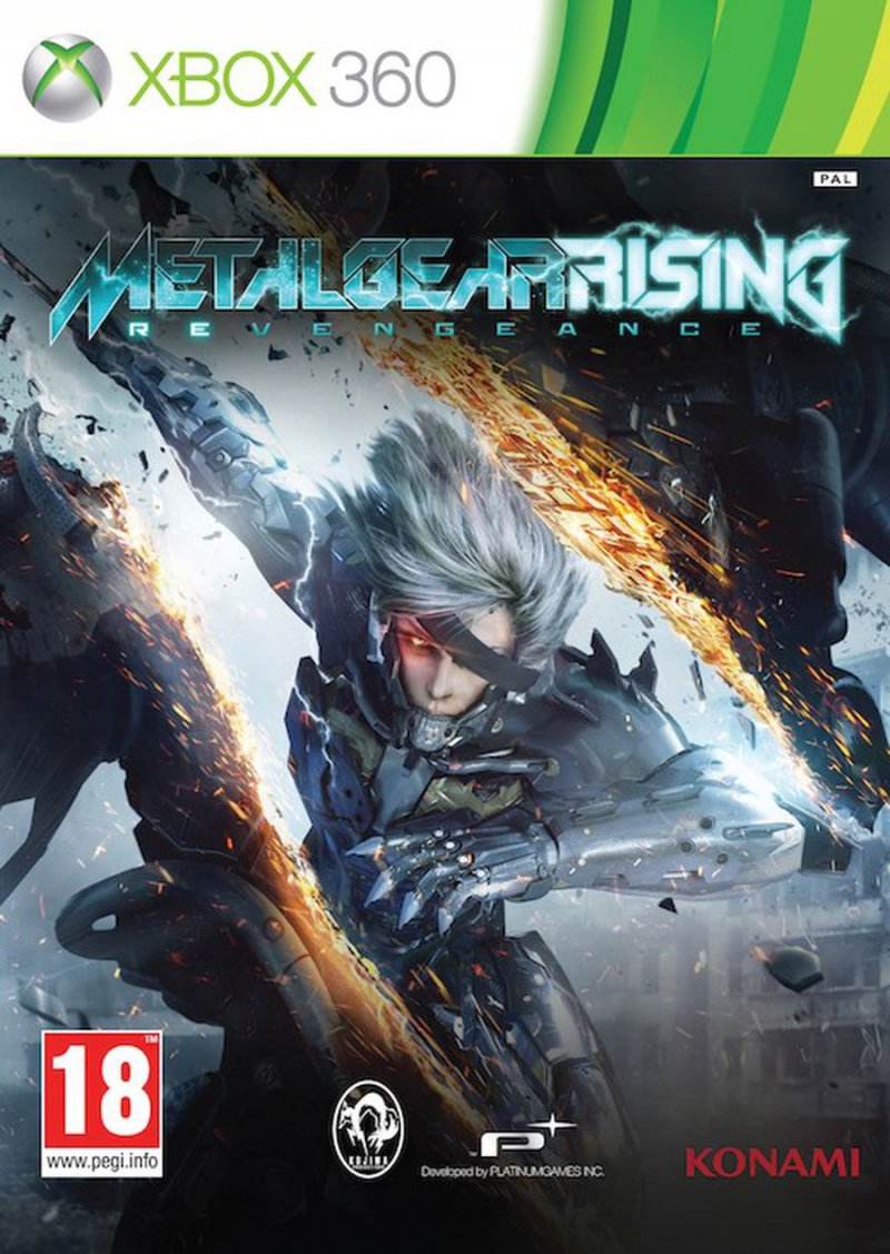 Image of   Metal Gear Rising: Revengeance - Xbox 360