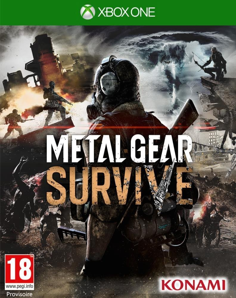 Image of   Metal Gear Survive - Xbox One