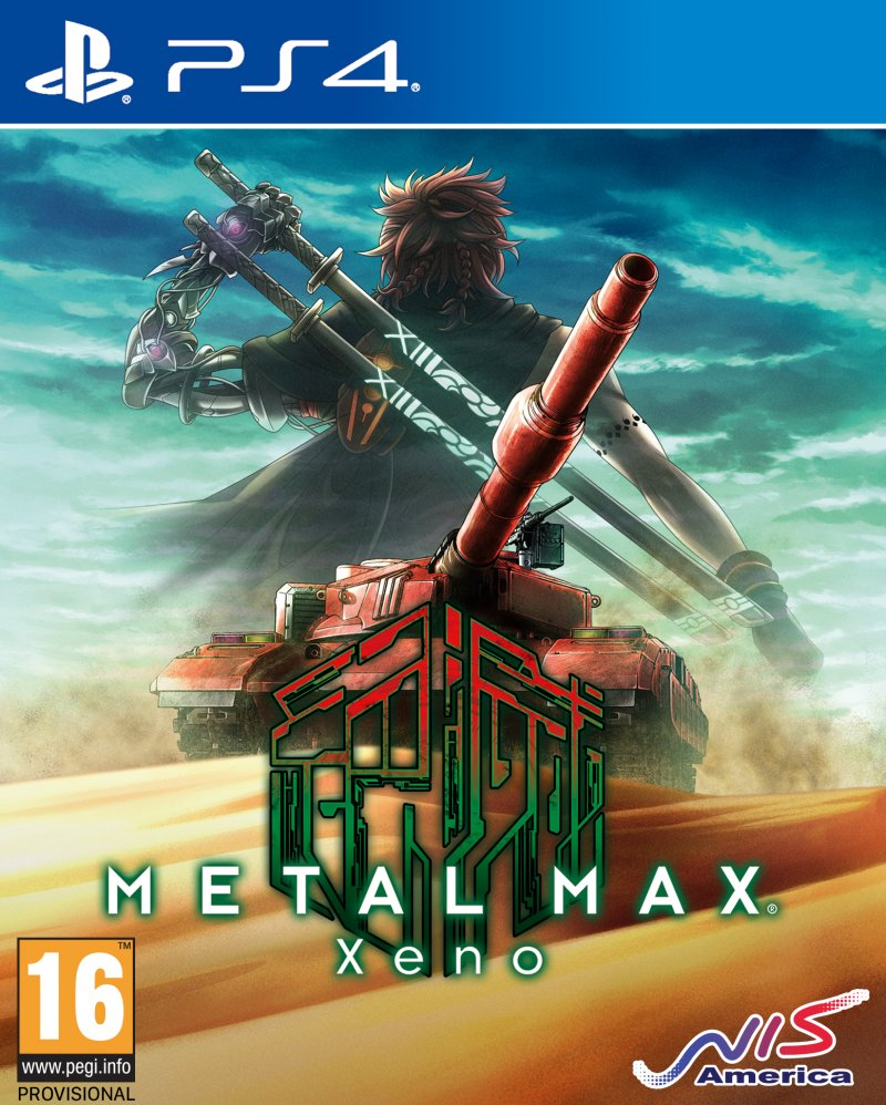 Image of   Metal Max Xeno - PS4