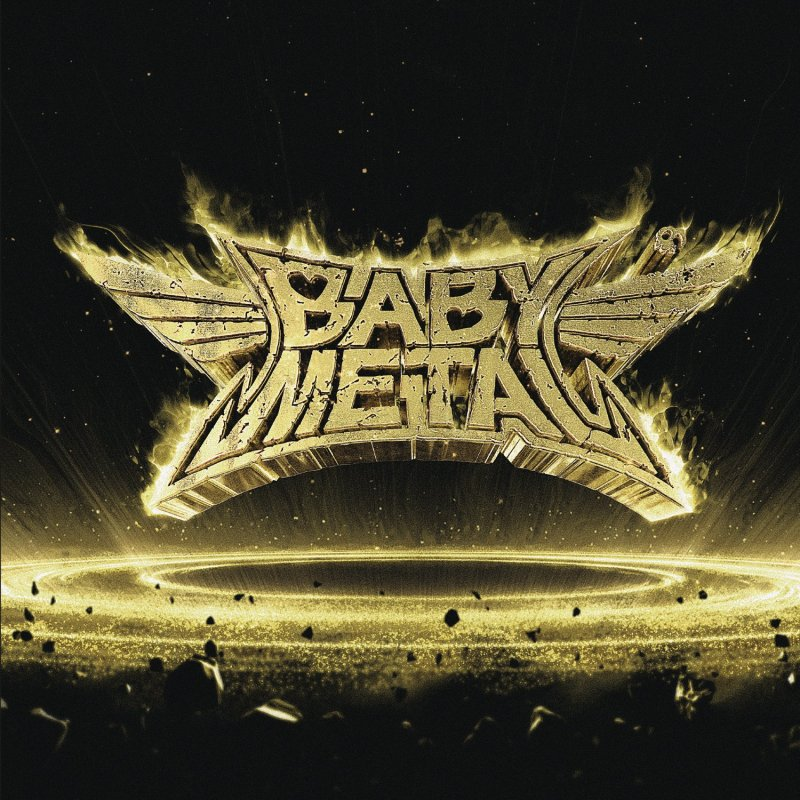 Image of   Babymetal - Metal Resistance + T-shirt - CD