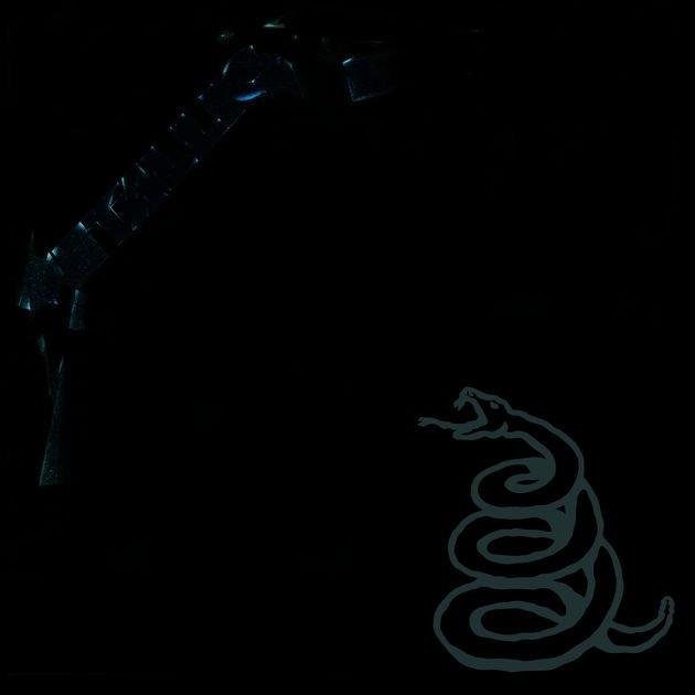 Metallica - Metallica - Vinyl / LP