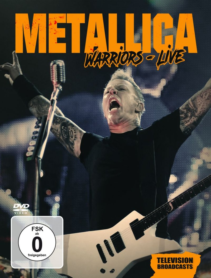 Metallica - Warriors Live - DVD - Film