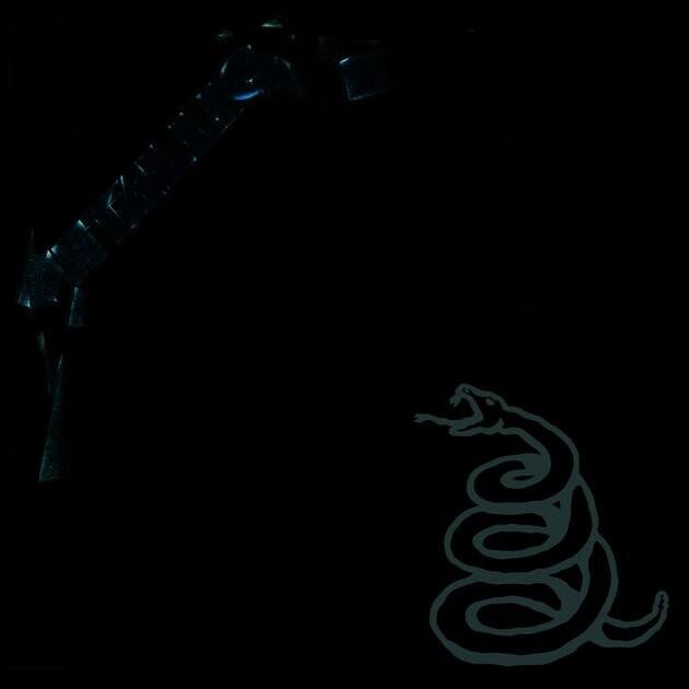 Image of   Metallica - Metallica - CD