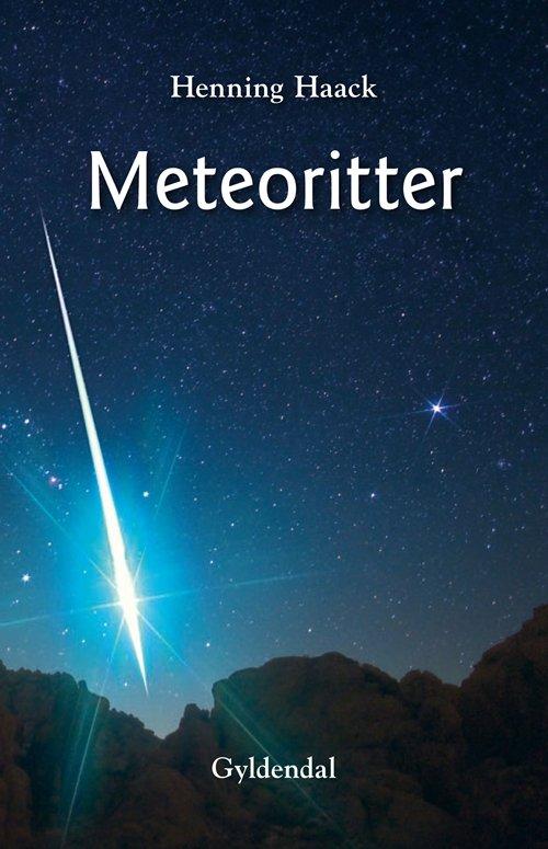 Image of   Meteoritter - Henning Haack - Bog