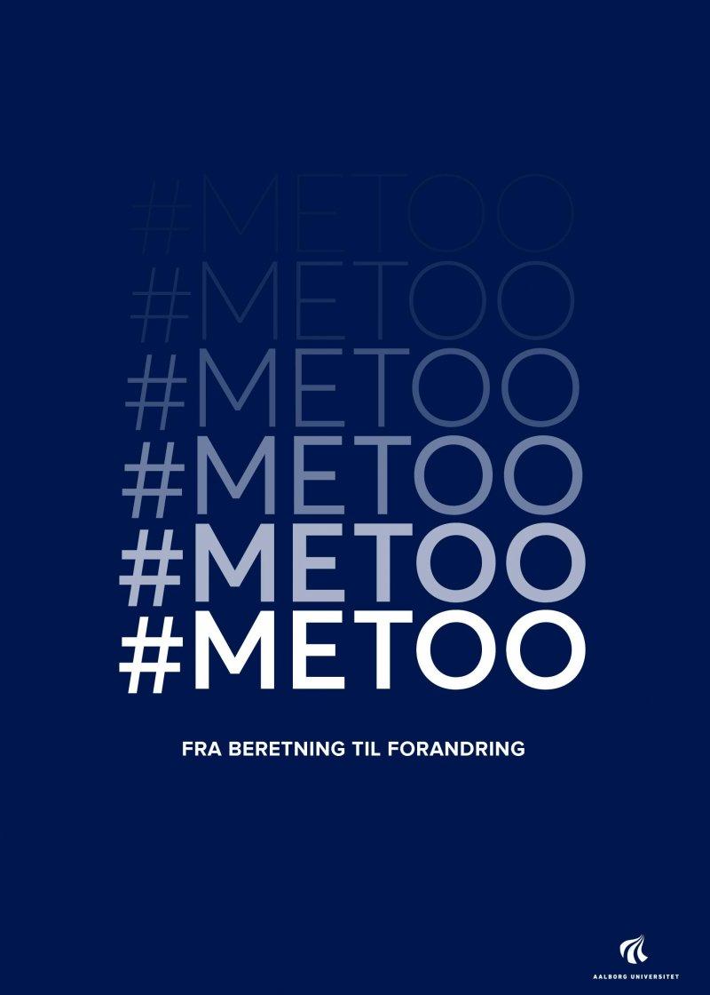 Image of   #meto - Fra Beretning Til Forandring - Matilde Brink Ladefoged - Bog