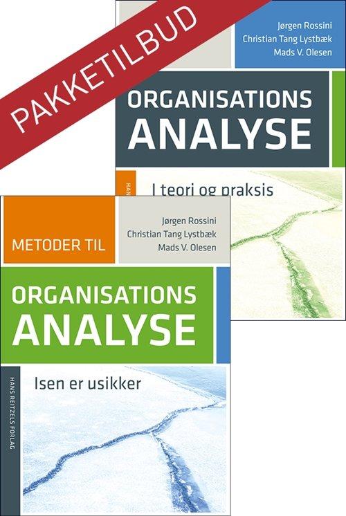 Metoder Til Organisationsanalyse + Organisationsanalyse I Teori Og Praksis - Christian Tang Lystbæk - Bog
