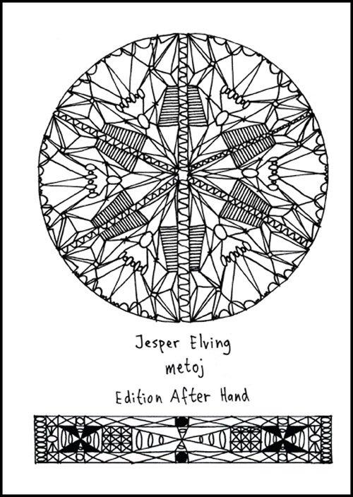 Image of   Metoj - Jesper Elving - Bog