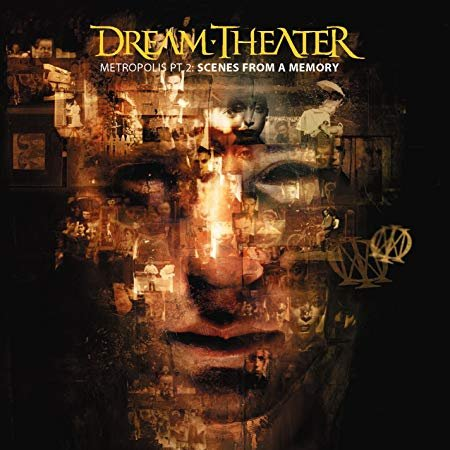 Dream Theater - Metropolis Part 2: Scenes From A Memory - Vinyl / LP