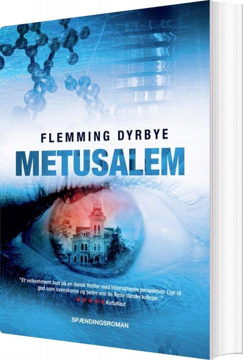 Image of   Metusalem - Flemming Dyrbye - Bog