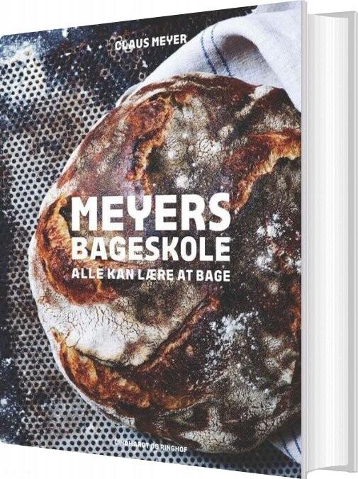 Meyers Bageskole - Claus Meyer - Bog