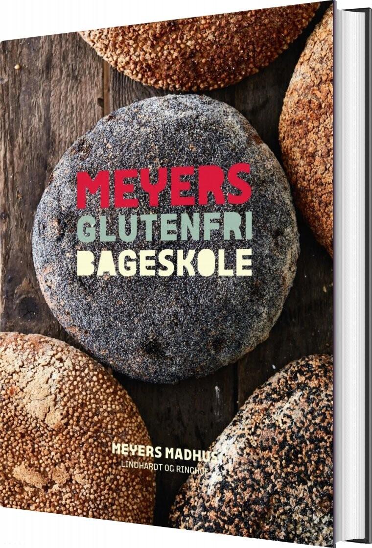 Meyers Glutenfri Bageskole - Meyers Madhus - Bog