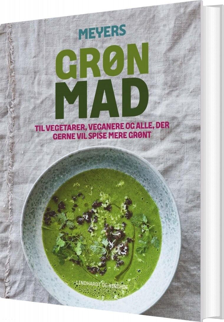 Meyers Grøn Mad - Meyers Madhus - Bog