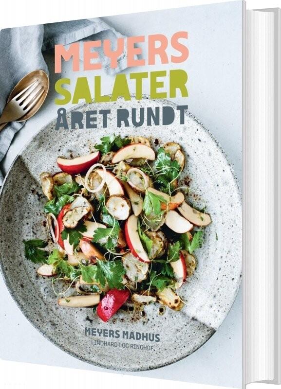 Meyers Salater året Rundt - Meyers Madhus - Bog