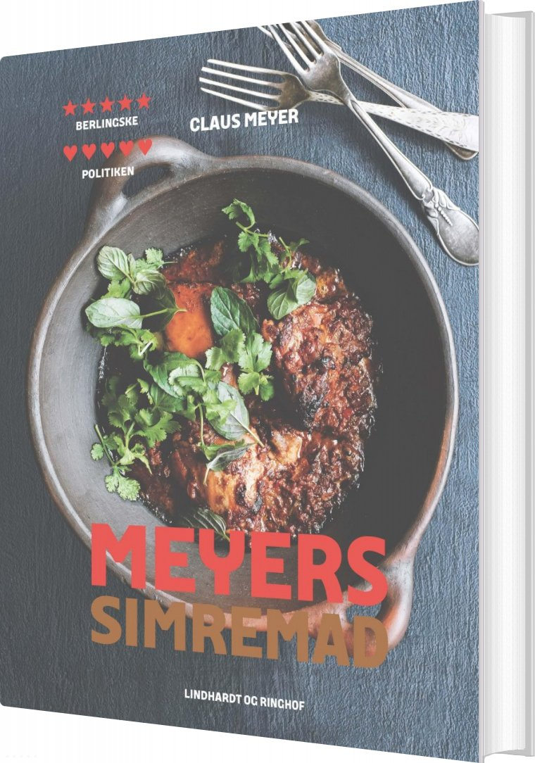 Meyers Simremad - Claus Meyer - Bog
