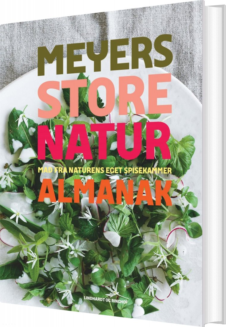 Meyers Store Naturalmanak - Claus Meyer - Bog