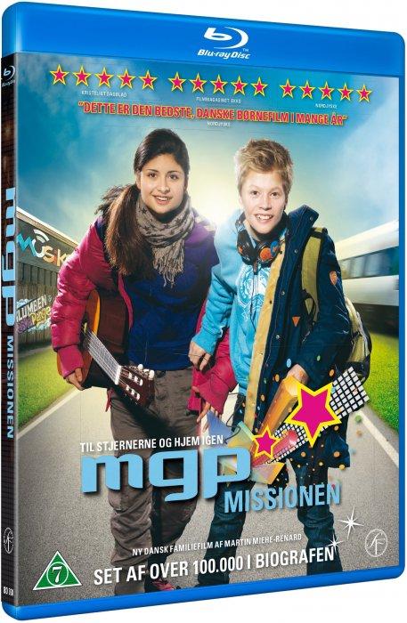 Image of   Mgp Missionen - Blu-Ray