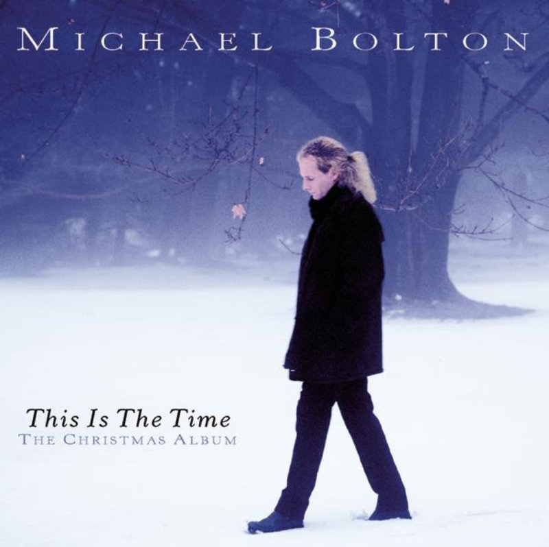 Image of   Michael Bolton - This Is The Time - CD