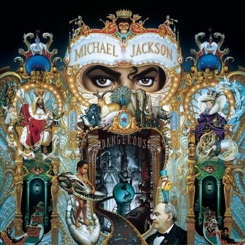 Billede af Michael Jackson - Dangerous - CD