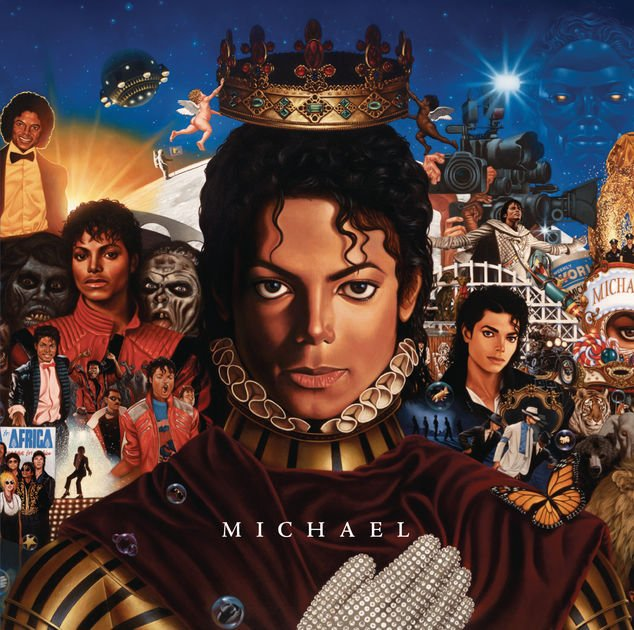 Image of   Michael Jackson - Michael - CD