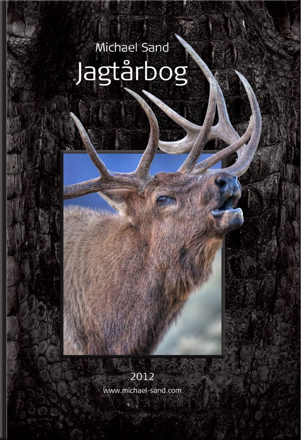 Image of   Jagtårbog 2012 - Michael Sand - Bog