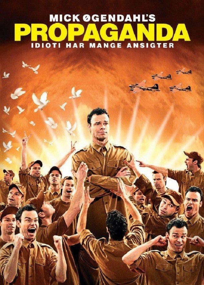 Image of   Mick øgendahl - Propaganda - DVD - Film