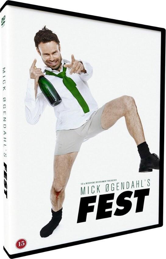 Image of   Mick øgendahls Fest - Show 2017 - DVD - Film