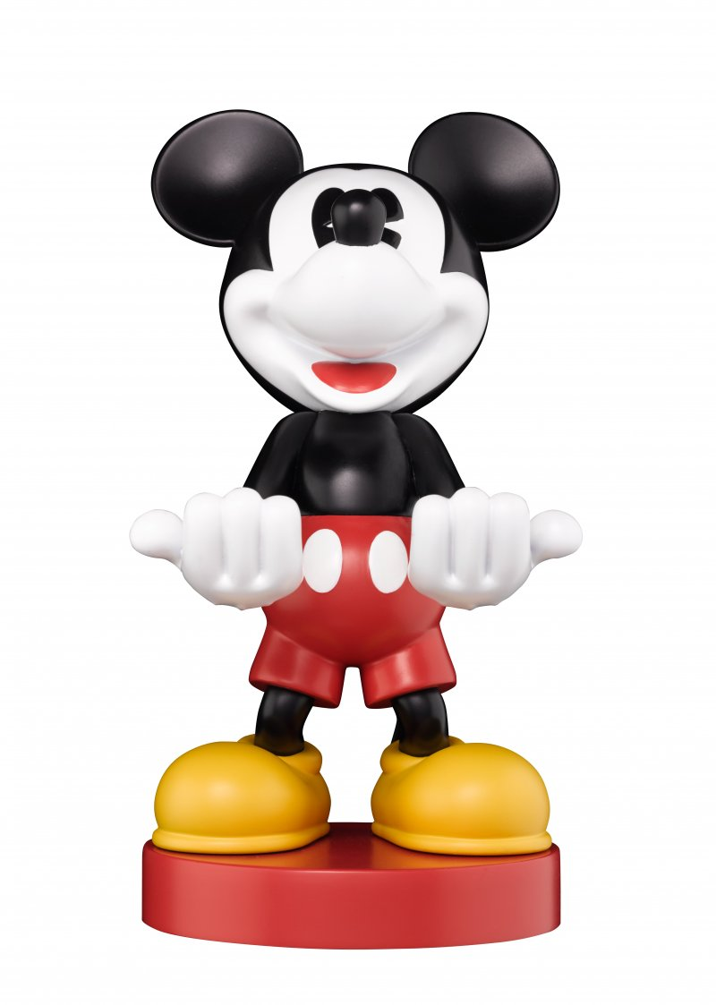 Image of   Mickey Mouse Cable Guy - Stander Til Ps4 Eller Xbox Controller
