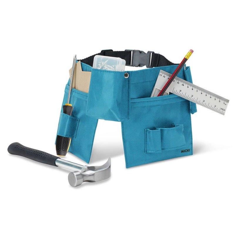 Micki Værktøjssæt Til Børn I Værktøjsbælte