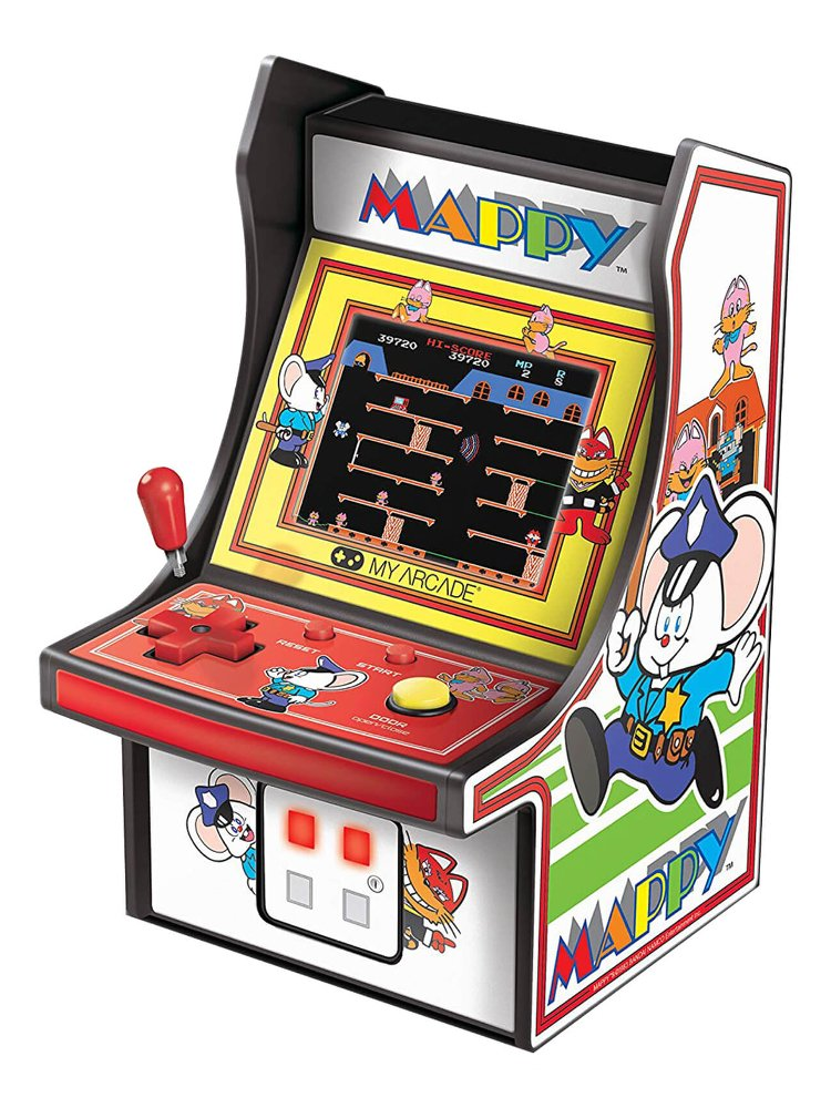 Image of   My Arcade - Mini Retro Spillekonsol - Mappy