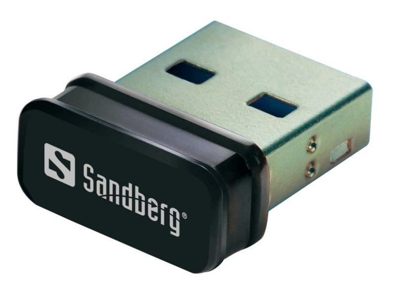 Sandberg Netværksdapter - Usb 2.0