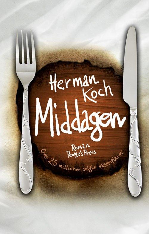 Image of   Middagen - Herman Koch - Bog