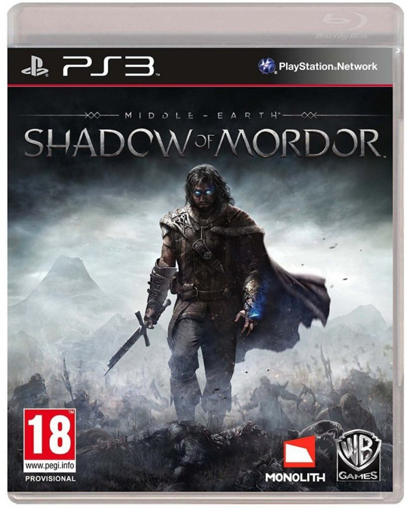 Image of   Middle-earth: Shadow Of Mordor (essentials) - PS3
