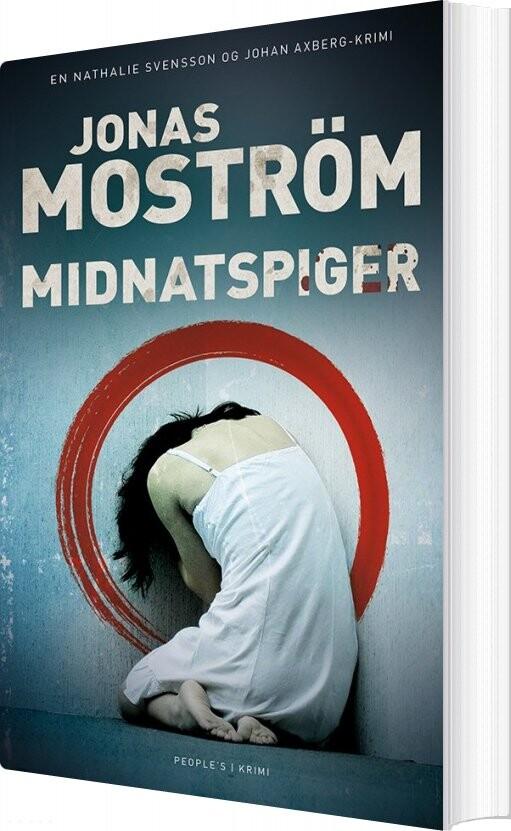 Midnatspiger - Jonas Moström - Bog