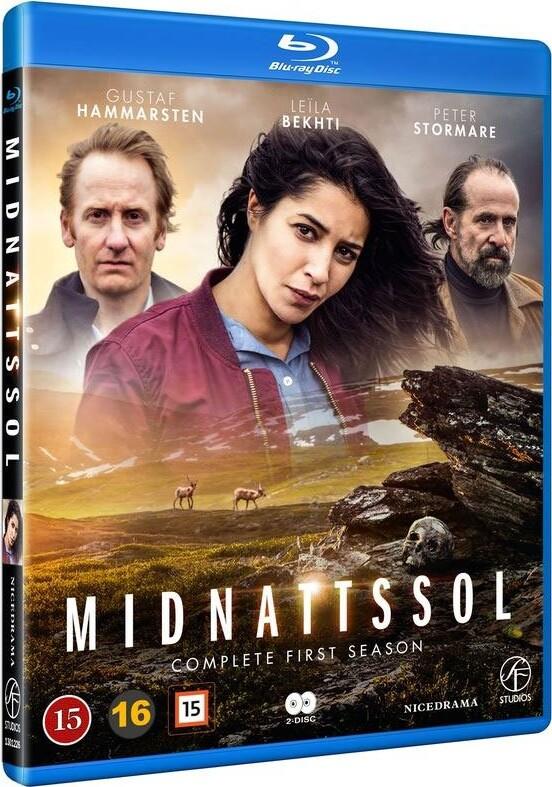 Midnattssol - Sæson 1 - Blu-Ray - Tv-serie
