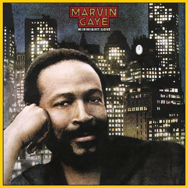 Image of   Marvin Gaye - Midnight Love - Vinyl / LP