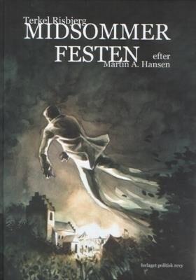 Image of   Midsommerfesten - Terkel Risbjerg - Tegneserie