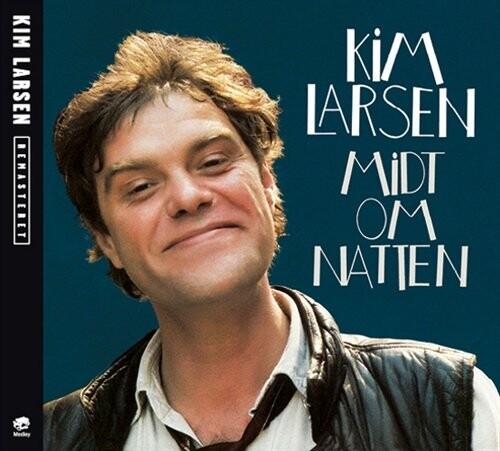 Image of   Kim Larsen - Midt Om Natten - Vinyl / LP