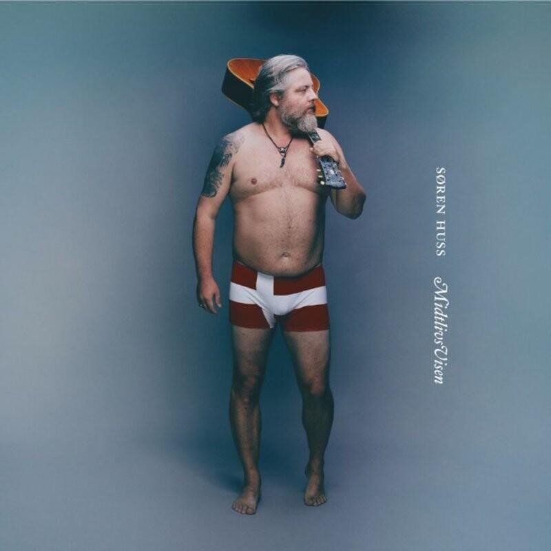 Søren Huss - Midtlivsvisen - CD