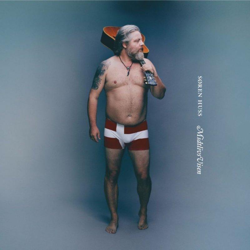 Image of   Søren Huss - Midtlivsvisen - Vinyl / LP