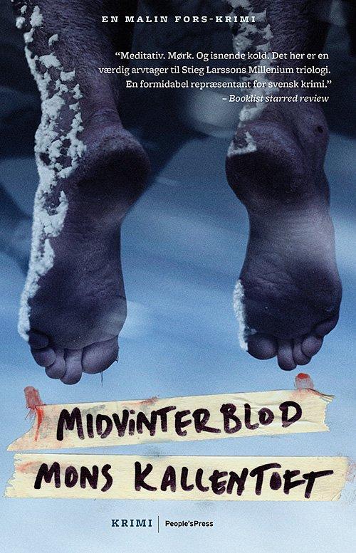 Image of   Midvinterblod - Mons Kallentoft - Bog